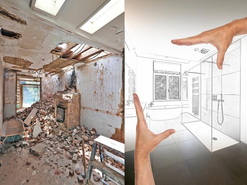 3 เรื่องน่ารู้ก่อนใช้บริการรีโนเวทจาก บริษัทรับสร้างบ้าน